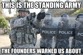 standing-army