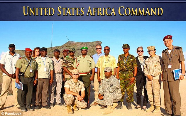 AFRICOM is set to send 3,000 American military officers and enlisted personnel to Liberia soon